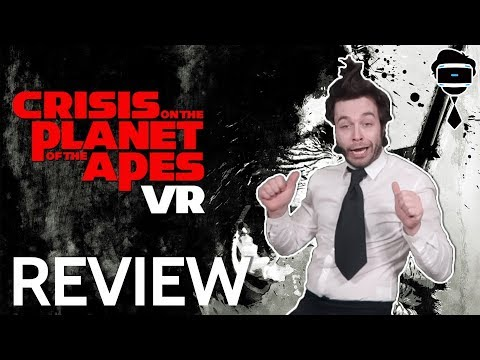 Do The Monkey In VR | Crisis of the Planet of the Apes PSVR Review