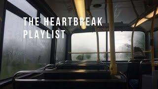 the heartbreak playlist // sad kpop songs