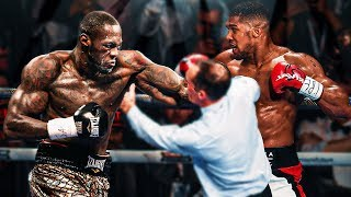 Deontay Wilder - THE BADDEST MAN ON THE PLANET!