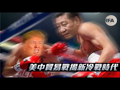 【林忌評論】美中貿易戰揭新冷戰時代