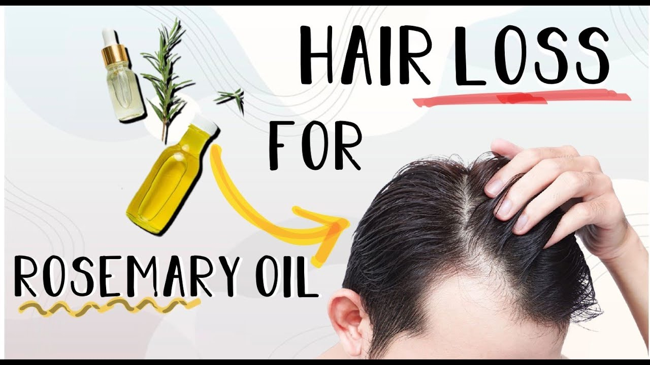 Download How to use rosemary oil for hair growth
