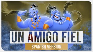 Aladdin (Will Smith & Robin Williams) - Un Amigo Fiel