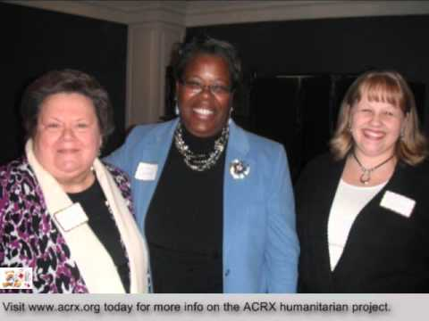 Alston Wilkes Society Receive Tribute & RX Assistance by Charles Myrick of ACRX Pharmacy Discount Ne