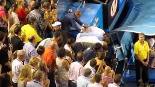 Nadal - Djokovic Final AO 2012