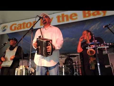 Gator By The Bay ~ Zydeco, Blues & Crawfish Festival  San Diego 2014!!