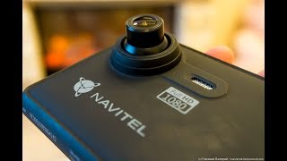 обзор NAVITEL RE900 (навигаторрегистратор)