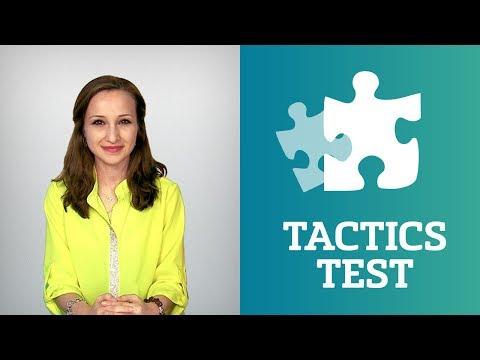 Miss Tactics Test with IM Sopiko Guramishvili - June 24, 2017