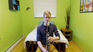 Deepwood for Bass Clarinet | Quinn Johnson