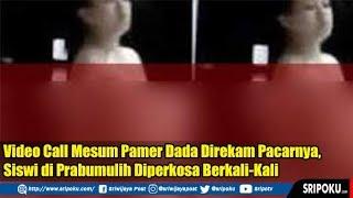Video Call Mesum Pamer Dada Direkam Pacarnya, Siswi di Prabumulih Diperkosa Berkali Kali