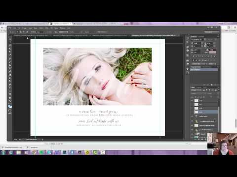 Editing Templates In Photoshop