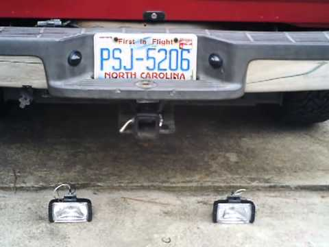 1999 Ford Ranger Back Up Lights To Add Or Not To Add