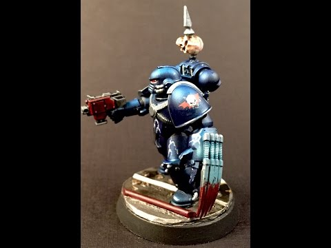 Pre Heresy Night Lords Marine Tutorial