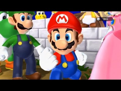 Mario Party 9 - Solo Mode (All Boards)