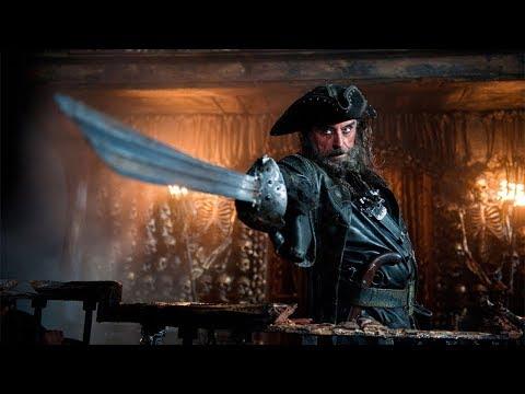Theron Statler - Blackbeard