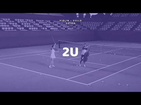 2U - David Guetta ft. Justin Bieber (Cover by CaboStrings)