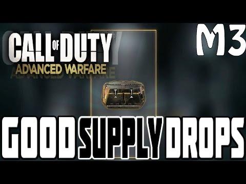 Advanced Warfare: How To Get Good Supply Drops! (Elite Gun Supply Drops)