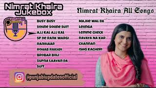 Best of Nimrat Khaira All Songs Non-stop Top Hits Latest Punjabi Jukebox 2020 Back to Back Playlist