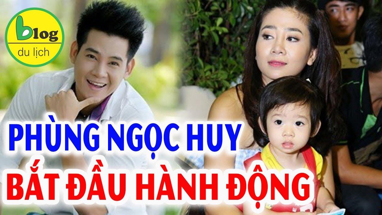 Sợ mẹ Mai Phương - Phùng Ngọc Huy đã bắt đầu hành động để giành quyền nuôi con?