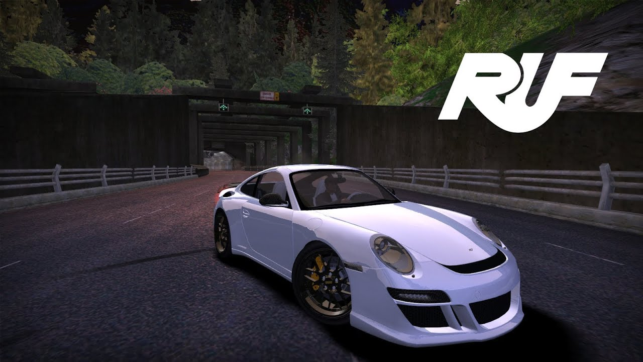 Need for Speed Most Wanted 2005 - Car Mod - RUF Rt12S ...Nfs Most Wanted Cars 2005