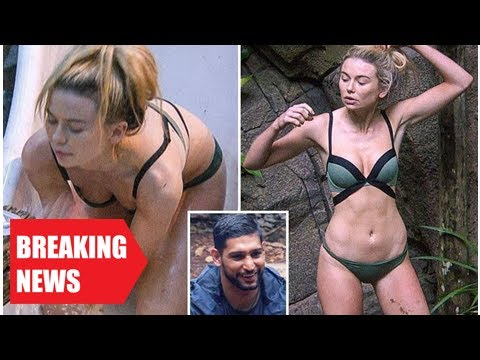 Breaking News - I'm a celeb's toff is lowest paid star on £13k...compared to amir's £300k