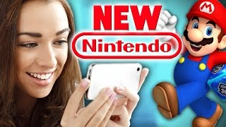 Nintendo Finally Makes Mobile Games And A New Console?!
