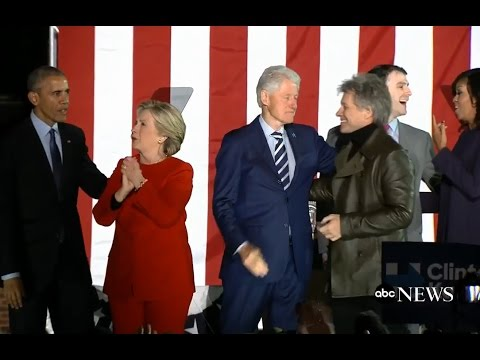 Hillary Clinton FULL SPEECH with President Obama, Bill, Michelle, & Chelsea | Philadelphia Rally