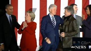 Hillary Clinton FULL SPEECH with President Obama, Bill, Michelle, & Chelsea | Philadelphia Rally