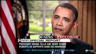President Obama - Gay Marriage: Gay Couples