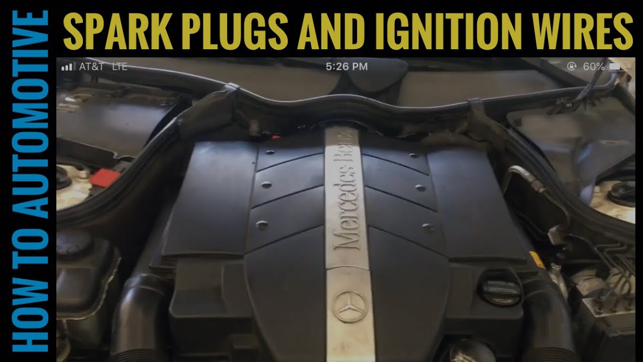 How To Replace Spark Plugs And Ignition Wires On A 2005