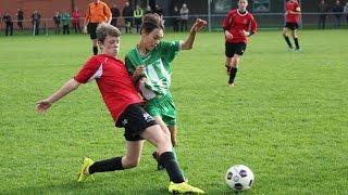 KSV Roeselare NU14 - KRC Mechelen NU14 deel 1/2