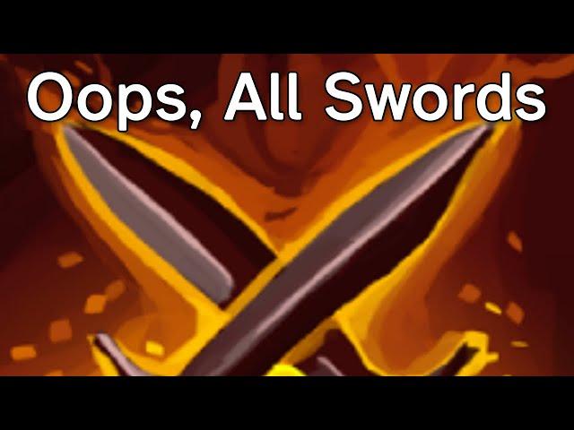 Oops, All Swords (Storybook Brawl)