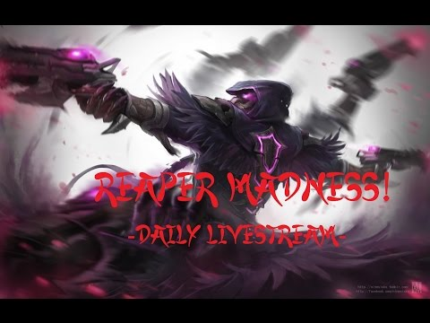"""Reaper Madness"" (Ep.1) -QP Grinds w/ Lollylistens-  lvl 610/120+ hour Reaper!"
