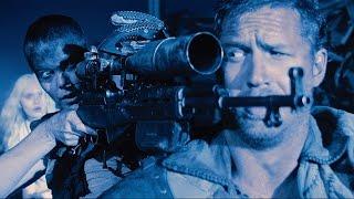 Спасительная лебедка — «Безумный Макс: Дорога ярости» (2015) сцена 7/10 HD