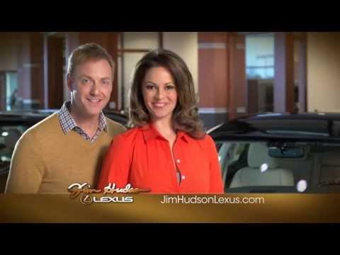 Jim Hudson Lexus >> Michelle & Art Edmonds_Jim Hudson Lexus_spokespersons ...