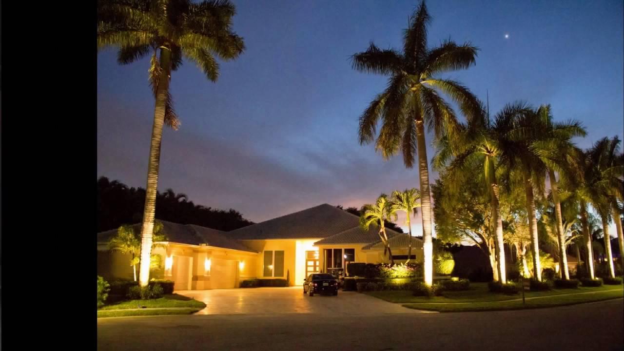 Landscape Lighting Fort Lauderdale