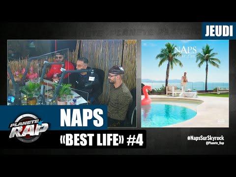 Youtube: Planète Rap – Naps«Best Life» avec Soolking, Fresh La Douille, Grizzly et Fred Musa! #Jeudi