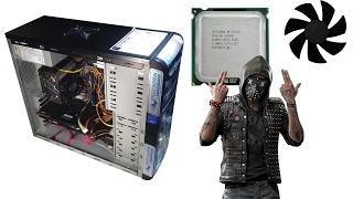 Xeon e 5450 в новых играх