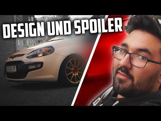 Er nimmt Form an ! | Fiat Punto Evo (Design & Spoiler)