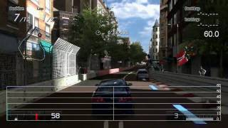 Gran Turismo 5 Prologue 1080p Frame Rate Analysis