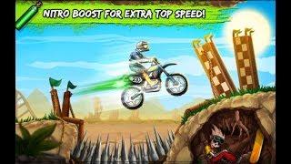 Bike Rivels - Bike Racing Games - Android Bike Stunts Games FHD
