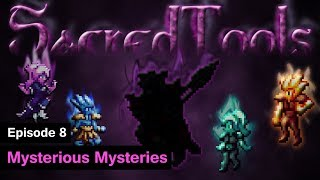 Terraria Sacred Tools - Episode 8 - Mysterious Mysteries