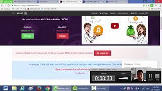 Hướng dẫn rút tiền từ Coinexchange sang Vietcombank