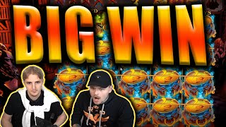 BIG WIN on DEVIL'S NUMBER Slot - Casino Stream Big Wins
