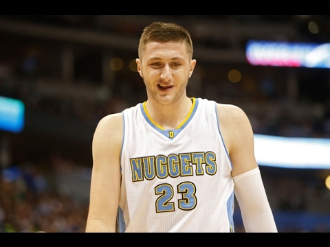 Jusuf Nurkic 2016-2017 NBA Season Highlights
