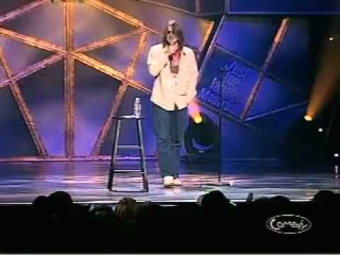 Facepat.com/edy - Mitch Hedberg - Just For Laughs Gala 2004