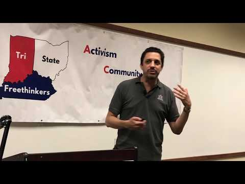 """Where Do We Go From Here"" - David Silverman - Lecture Series - June 7th, 2017"