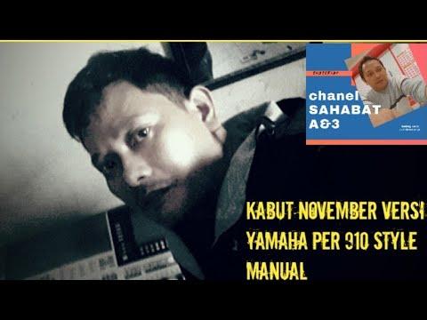 kabut november style dangdut manual psr 910