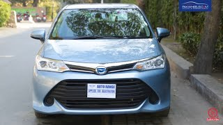 Toyota Corolla Axio Hybrid 1.5 2015 Owner's Review: Price, Specs & Features | PakWheels