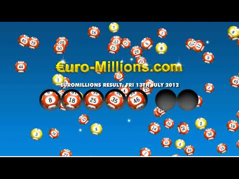 National Lottery Uk Results Euromillions
