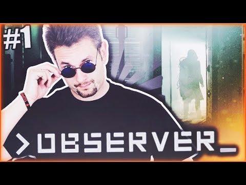 OBSERVER #1 | Rutger Hauer szuka Adama Jensena